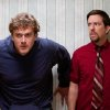 In this film image released by Paramount Vantage, Jason Segel plays Jeff, left, and Ed Helms plays Pat in a scene from