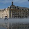 Photo - La Place de la Bourse, Bordeaux (33).