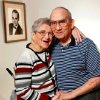 Miguelito and Olga Miranda married five months ago and are beginning a life together as husband and wife after a nearly 70 year separation. Miguelito and Olga were neighbors in Puerto Rico and childhood sweethearts, described by both as the other\'s