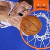 Los Angeles Clippers forward Blake Griffin puts up a shot during the first half of an NBA basketball game against the Houston Rockets, Wednesday, Dec. 22, 2010, in Los Angeles. (AP Photo/Mark J. Terrill)