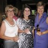 Brenda McDaniel, Mary Price and Janie Axton were at the 60th birthday celebration. (Photo by Helen Ford Wallace).