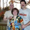 Vicki, Scott and Michael Behenna in November 2008 after his deployment. Photo provided by the Behenna Family