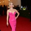"""Reese Witherspoon attends The Metropolitan Museum of Art\'s Costume Institute benefit gala celebrating """"Charles James: Beyond Fashion"""" on Monday, May 5, 2014, in New York. (Photo by Evan Agostini/Invision/AP)"""