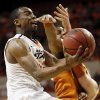 Oklahoma State\'s Markel Brown (22) takes the ball to the hoop during a men\'s college basketball game between Oklahoma State University (OSU) and the University of Texas at Gallagher-Iba Arena in Stillwater, Okla., Saturday, March 2, 2013. OSU won, 78-65. Photo by Nate Billings, The Oklahoman