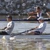United States 2 team of Andrew Melander and Ryan Monaghan compete in the men\'s World Challenge 2000m race during the Oklahoma Regatta Festival at the Oklahoma River on Saturday, Oct. 1, 2011, in Oklahoma City, Okla. Photo by Chris Landsberger, The Oklahoman