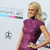 Carrie Underwood arrives at the 40th Anniversary American Music Awards on Sunday, Nov. 18, 2012, in Los Angeles. (Photo by Jordan Strauss/Invision/AP)