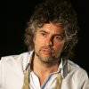 Wayne Coyne, front man for The Flaming Lips in the NewsOK.tv studio October 9, 2008. BY HOLLY FRANKS, THE OKLAHOMAN.