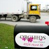 MAILBOX / TRUCK / ORCHIDS PAPER COMPANY: Orchids Paper Products Photo by Richard Mize, The Oklahoman ORG XMIT: KOD