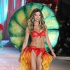 This Nov. 7, 2012 photo released by Starpix shows model Lily Aldridge during The 2012 Victoria\'s Secret Fashion Show in New York. The California native has been a Victoria\'s Secret model since 2009, and she also has walked the runway for Rag & Bone and Giles Deacon and appeared in ads for Coach, Clinque and Anthropologie. (AP Photo/Starpix, Amanda Schwab)