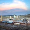 Williams Partners LP's Milagro natural gas processing facility near Bloomfield, N.M.
