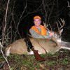 Russell Andrews, of Washington, OK, shot this 10 point buck with a field weight of 198 pounds in McClain County on December 1, 2007. Community Photo By: Ryan Murphy of Edmond Submitted By: Amy, Washington