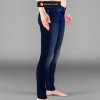 Photo - This product image provided by eBay shows what a pair of jeans looks like on a 3-D model in an online virtual dressing room. EBay recently bought PhiSix, a company that is working on creating life-size 3-D models of clothing that can be used in dressing rooms to instantly try on different colors of clothing or different styles: You can see 30 or 40 items of clothing realistically without trying them on. (AP Photo/eBay)