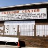 The Freedom Center is pictured on Martin Luther King Avenue in Oklahoma City, Sunday, Jan. 10, 2010. Photo by Sarah Phipps, The Oklahoman