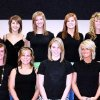 Edmond North High School selected members of Varsity Pom for the 2007-2008 school year. The judges were National Dance Alliance certified instructors who have extensive experience in dance and pom. The girls were judged on their dance technique, dance performance and spirit. The Seniors selected for 2007-2008 are Stori Massay-Cook, Megan Verity, Kayla Willis, Jill Loveless, Kathleen Tucker, Corbin Priddy, Sierra Peck and Taylor Munholland. Stori, Megan, Kathleen, Corbin and Taylor are returning members of Varsity Pom. The Juniors selected for 2007-2008 are Kylie Roper, Chole Shelby, Sarah Sabatino, Hilary Brander, Garrett McDonald, Gracie Jamison and Kate O\'Rourke. Community Photo By: Carolyn Munholland Submitted By: Carolyn, Edmond