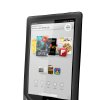 Photo -   This undated image provided by Barnes & Noble shows one of the two new Nook tablets the company will be releasing in the fall of 2012. The company said Wednesday, Sept. 26, 2012, that its new Nook HD will come in two sizes, one with a screen 7-inches wide diagonally, the same size as past Nooks, starting at $199, and one with a new 9-inch diagonal screen, called the Nook HD+, starting at $269. In addition to the new HD screen and a lighter body, Barnes & Noble is also increasing the services the Nook offers. It is adding a video purchase and rental service, allowing user profiles and making it easier to browse titles in its book and magazine stores. (AP Photo/Barnes & Noble)