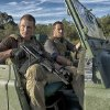 "Photo -  From left, Philip Winchester and Sullivan Stapleton star in ""Strike Back."" - HBO Photo"
