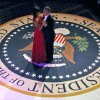 President Barack Obama and first lady Michelle Obama dance at the Commander-in-Chief\'s Inaugural Ball in Washington, at the Washington Convention Center during the 57th Presidential Inauguration Monday, Jan. 21, 2013. (AP Photo/Pablo Martinez Monsivais)