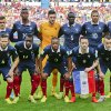 Photo - The French team poses for a group photo before the group E World Cup soccer match between France and Honduras at the Estadio Beira-Rio in Porto Alegre, Brazil, Sunday, June 15, 2014. (AP Photo/Jon Super)