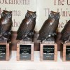 The trophies. (Photo provided).