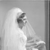 For Darlene Parman, who was married in 1969, a trip to New York City ended with her wedding gown from Saks Fifth Avenue. Her dress was a
