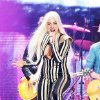 Lady Gaga has canceled the remainder of her tour due to a hip injury that will require surgery. AP File Photo