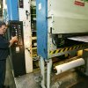 Harry Delclef works on a press at Quad Graphics in Oklahoma City, Okla. July 07 , 2008. BY STEVE GOOCH, THE OKLAHOMAN