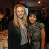 IMAGE DISTRIBUTED FOR THE HOLLYWOOD REPORTER - Actresses Lisa Kudrow, left, and Kerry Washington pose for a photo at The Hollywood Reporter\'s 21st Annual Women in Entertainment Power 100 breakfast presented by Lifetime on Wednesday, Dec. 5, 2012 in Beverly Hills, Calif. (Photo by John Shearer/Invision for The Hollywood Reporter/AP Images)