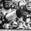 Photo - University of Oklahoma freshman quarterback  Jamelle  Holieway had limited success against Miami in 1985. OKLAHOMAN ARCHIVE