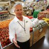 Photo - Steve Black, chief information and marketing officer, talks about the new Sprouts Farmers Market that opened Wednesday in Norman. PHOTO BY STEVE SISNEY, THE OKLAHOMAN <strong>STEVE SISNEY</strong>
