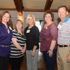 Photo -  Shawn Witcher, Kristie Phillips, Mary Ann Williams, Jessica French, Jim Young.