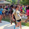 Students dance during the move-in week activities at the University of Central Oklahoma in Edmond Sunday night, August 12th, 2012. PHOTO BY HUGH SCOTT, FOR THE OKLAHOMAN ORG XMIT: KOD
