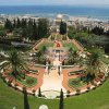 Photo - The Baha'i Gardens are the most popular destination for visitors to Haifa, Israel. Photo courtesy of Barbara Selwitz.