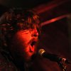 Cameron Neal of Horse Thief performing at SXSW on Wednesday night at the Buffalo Lounge.