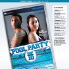 VIDEO GAME COVER / ALL-CITY BOYS SWIMMER OF THE YEAR / ALL-CITY GIRLS SWIMMER OF THE YEAR / VARSITY 2K10: THE GAMES WE PLAY / POOL PARTY GRAPHIC WITH PHOTO: HIGH SCHOOL SWIMMING: Pool Party 2K10 All-City swimming cover- Heritage Hall\'s Narayan Naik and Bishop McGuinness\' Lizzy Whitbeck pose at The Oklahoman\'s studios in Oklahoma City on Wednesday, March 31, 2010. Photo by John Clanton, The Oklahoman PHOTO ILUSTRATION BY MATT CLAYTON, THE OKLAHOMAN