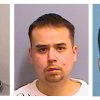 Undated 2012 photos provided by the Minnesota Department of Corrections show Arthur Francis Cree, left, William Earl Morris, center, and a photo provided by the U.S. Marshall\'s Service shows Wakinyon Wakan McArthur, right. The three members of a violent American Indian gang are accused of being part of a criminal enterprise that used intimidation and violence to keep the gang in power. They will go on trial in Minneapolis on Tuesday. (AP Photos/HO-Minnesota Department of Corrections and U.S. Marshall\'s Service)