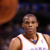 Photo - OKLAHOMA CITY THUNDER NBA BASKETBALL: Russell Westbrook      BY HUGH SCOTT, THE OKLAHOMAN ORG XMIT: KOD