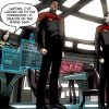 "COMIC BOOK: Each issue of ""Star Trek: Countdown"" is available as an iPhone app. IDW PHOTO ORG XMIT: 0905281559249228"