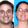 Photo - This photo combination made from undated images provided by the Hillsborough County Sheriff's Office shows 35-year-old Joshua Michael Hakken, left, and his wife, 34-year-old Sharyn Patricia Hakken. Cuba says it will turn over to the United States the Florida couple who allegedly kidnapped their own children from the mother's parents and fled by boat to Havana. (AP Photo/Hillsborough County Sheriff's Office)
