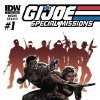 Photo - G.I. Joe: Special Missions No. 1. IDW Publishing.