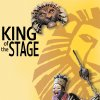 KING of the STAGE GRAPHIC WITH PHOTOS (T0P TO BOTTOM): 1) MUSICAL THEATER / DISNEY\'S