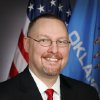 Photo - James Wilbanks, until recently the executive director of the Oklahoma Teachers Retirement System