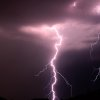 Lightning Over Moore 8/8/11