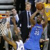 Kevin Durant\'s late flurry comes up short as...