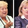 Photo - Jari Askins <strong>SHERRY BROWN - TULSA WORLD</strong> Mary Fallin <strong>SHERRY BROWN - TULSA WORLD</strong>