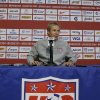 Photo - United States soccer coach Jurgen Klinsmann speaks at a news conference for the World Cup soccer tournament in Stanford, Calif., Friday, May 23, 2014. (AP Photo/Jeff Chiu)