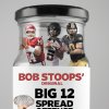 BOB STOOPS\' ORIGINAL BIG 12 SPREAD OFFENSE The offense that\'s taken over. IT EVEN WORKS FOR BAYLOR / JAR / GRAPHIC / ILLUSTRATION WITH PHOTOS: TOP ROW, FROM LEFT: 1) Oklahoma quarterback Sam Bradford (14) passes the ball against Utah State in the first half during the University of Oklahoma Sooners (OU) college football game against the Utah State University Aggies (USU) at the Gaylord Family -- Oklahoma Memorial Stadium in Norman, Okla., on Saturday, Sept. 15, 2007. By NATE BILLINGS, The Oklahoman 2) ** FILE ** In this Oct. 20, 2007 file photo, Texas Tech University quarterback Graham Harrell throws during a college football game against Missouri Saturday, Oct. 20, 2007, in Columbia, Mo. Nevada coach Chris Ault has seen a lot in his 23 years of coaching college football, and still he can\'t think of a single team to compare to No. 12 Texas Tech and its Air Raid offense. Texas Tech quarterback Graham Harrell led the nation last year with 5,705 yards passing and 48 touchdown passes. (AP Photo/Jeff Roberson, File) 3) University of Missouri quarterback Chase Daniel looks to throw during the first quarter of a college football game against Illinois Saturday, Aug. 30, 2008, in St. Louis. (AP Photo/Jeff Roberson) BOTTOM ROW, FROM LEFT: 1) NATIONAL CHAMPIONSHIP, ORANGE BOWL, OU VS. FLORIDA STATE COLLEGE FOOTBALL / UNIVERSITY OF OKLAHOMA: OU head coach Bob Stoops lifts the national championship (sears) football trophy 2) Baylor quarterback Robert Griffin (10) leaps past Northwestern State\'s Blake Delcambre, right, during first quater action of an NCAA college football game Saturday Sept. 6, 2008 in Waco, Texas. (AP Photo/Waco Tribune Herald, Jerry Larson) 3) OU vs Colorado college football in the Big 12 Championship Dec. 7, 2002 in the Reliant Stadium. University of Oklahoma head coach Bob Stoops holds up the Big 12 trophy. Next to him is Quentin Griffin. Staff photo by Doug Hoke
