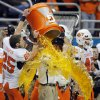 OSU head coach Mike Gundy is doused with Gatorade by Josh Cooper (25) and Bryant Ward (37) (behind Gundy) near the end of the Valero Alamo Bowl college football game between the Oklahoma State University Cowboys (OSU) and the University of Arizona Wildcats at the Alamodome in San Antonio, Texas, Wednesday, December 29, 2010. OSU won, 36-10. Photo by Nate Billings, The Oklahoman