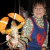 FESTIVE LOBSTER LUNCH...Here is one of the lobsters ready for cooking. (Photo by Helen Ford Wallace).