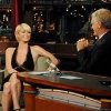 Paris Hilton on CBS\'s Late Night With David Letterman
