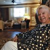 Florence Birdwell poses for a photo in her new apartment at the Spanish Cove Retirement Village on Friday, Aug. 5, 2011, in Yukon, Okla. Photo by Chris Landsberger, The Oklahoman
